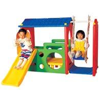 Super play house with swinghaenim